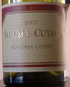 Sonoma Cutrer - Pinot Noir - 2002
